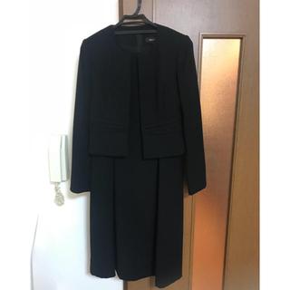 上質 form forma ブラックフォーマル  喪服(礼服/喪服)