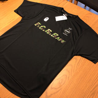 A BATHING APE - 新品 FCRB x BAPE 938 TEAM Tシャツ L エイプ
