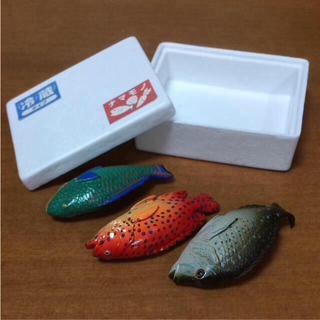 ミニチュア 魚セット(ミニチュア)