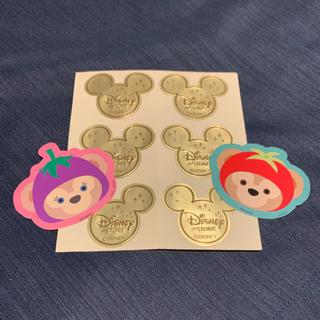 ディズニー(Disney)の香港ディズニー、ディズニーストア ステッカー(シール)