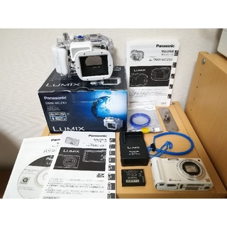 Panasonic - パナソニック デジカメ DCM-ZX1 マリンケース DMW-MCZX1