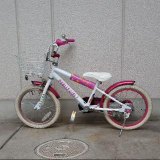 自転車 16インチ 女の子用(自転車)