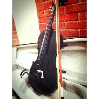 クラシックバイオリン ブラック(ヴァイオリン)