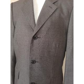 アバハウス(ABAHOUSE)のアバハウス スーツ セットアップ グレー系チェック柄(セットアップ)