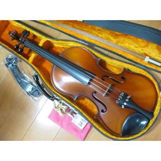 スズキ(スズキ)の高級 国産バイオリン SUZUKI No.240 4/4 付属品セット(ヴァイオリン)