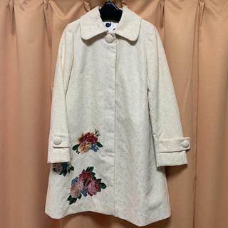 ロイスクレヨン(Lois CRAYON)の春の受注コート  ガブリエル スプリングコート(ピーコート)
