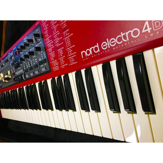 Nord Electro 4D SW61(キーボード/シンセサイザー)