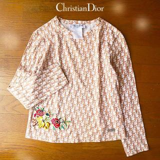 クリスチャンディオール(Christian Dior)のmy_mi様 専用 クリスチャン ディオール 長袖カットソー (Tシャツ(長袖/七分))