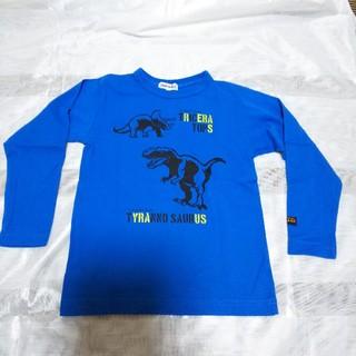 シューラルー(SHOO・LA・RUE)の新品    SHOO LA RUE   長袖ロンT   120㎝(Tシャツ/カットソー)