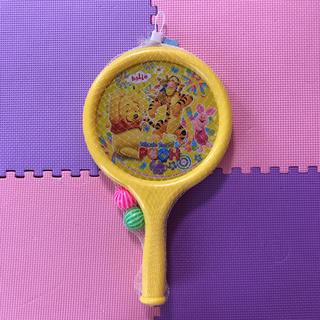 ディズニー(Disney)のプーさんラケットセット(その他)