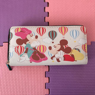 ディズニー(Disney)のミッキー&ミニー長財布(財布)