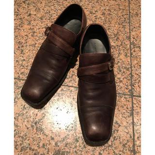 キャサリンハムネット(KATHARINE HAMNETT)の【美品】キャサリンハムネット メンズ 革靴(ドレス/ビジネス)