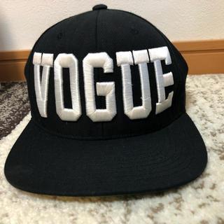 ビッグバン(BIGBANG)のパトリシア フィールド VOGUE CAP G-DRAGON 加藤ミリヤ (キャップ)