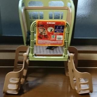 【数量限定】自転車子供乗せRBCー009S3 ピスタチオG/ミルクチョコ(自転車)