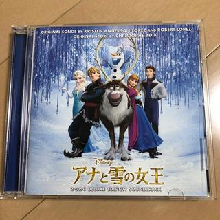 アナと雪の女王CD2枚組(映画音楽)