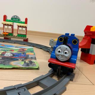 レゴ(Lego)のレゴ デュプロ きかんしゃトーマス スターターセット(電車のおもちゃ/車)