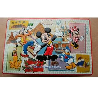 ディズニー(Disney)のディズニーランド 空き缶(小物入れ)