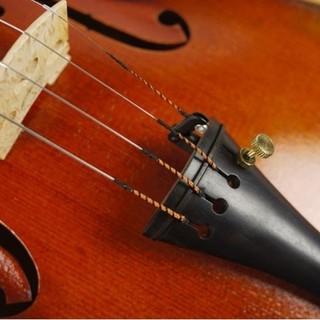 【ドイツの技術】バイオリン弦 4/4 スチール弦 4本セット 新品 送料無料(ヴァイオリン)