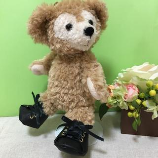 ダフメイちゃんポーチサイズ 編み上げブーツ (ぬいぐるみ)