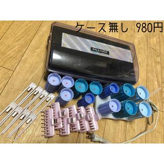 コイズミ(KOIZUMI)のKOIZUMIホットカーラー12本セットKHC-1201ヘアカーラー(ヘアアイロン)