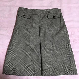 オフオン(OFUON)のオフオン スカート(ひざ丈スカート)