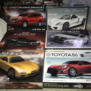トヨタ(トヨタ)のラジコン 多11台セット販売です!(トイラジコン)