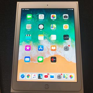 アイパッド(iPad)の美中古 ipad 第6世代 128GB Wifiモデル mr7k2j/a(タブレット)