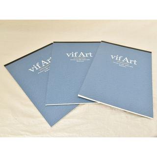 マルマン(Maruman)のマルマン 水彩紙 スケッチパッド ヴィフアール S309V B4 細目(スケッチブック/用紙)
