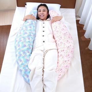 激安!抱き枕 2個セット!◎日本製 綿100% 約33×135cm(枕)