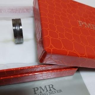 ピーエムアール(PMR)silverリング(リング(指輪))