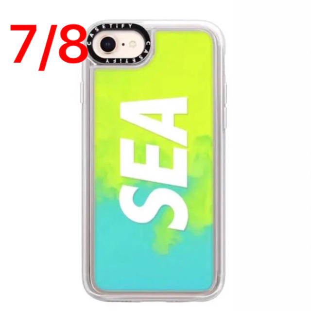 iPhone - wind and sea casetify iphone 7 / 8 caseの通販 by N4N_JAPAN|アイフォーンならラクマ