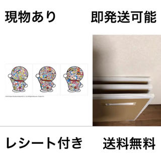 即払い限定 新品未開封 村上隆 ドラえもん コラボ 版画 3枚 セット 限定品(版画)