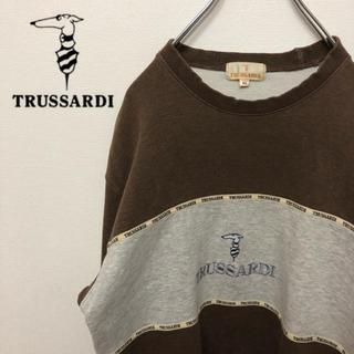トラサルディ(Trussardi)の90s TRUSSARDI トラサルディ スウェット トレーナー(スウェット)