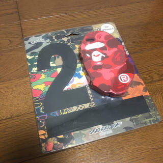 A BATHING APE - 即決 20周年 A BATHING APE エイプ iPhone5 ケース