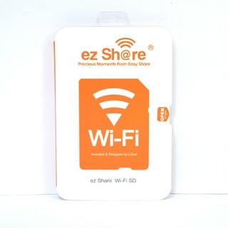 【新品】ezShare 8GB★Wi-Fi機能付きSDカード