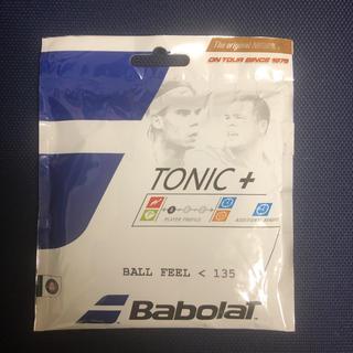 バボラ(Babolat)のテニスガット バボラトニックプラスBF(テニス)