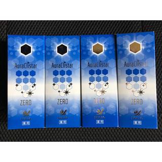 オーラクリスターゼロ 新品、4個セット、送料無料(口臭防止/エチケット用品)