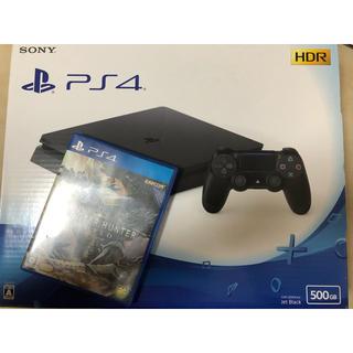 プレイステーション(PlayStation)のps4(家庭用ゲーム本体)