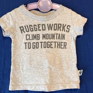ラゲッドワークス(RUGGEDWORKS)のラゲッドワークスだまし絵Tシャツ(Tシャツ)