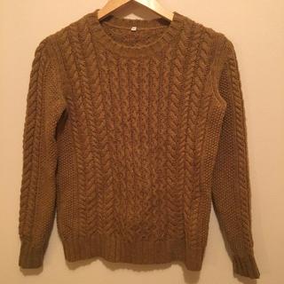 《無印良品》ニット・セーター