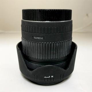 シグマ(SIGMA)のシグマ 18-200mm F3.5-6.3 DC OS(Canon用)(レンズ(ズーム))