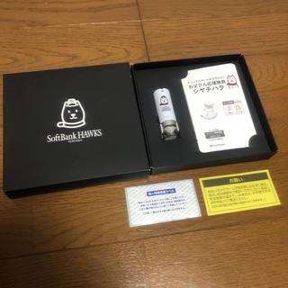 フクオカソフトバンクホークス(福岡ソフトバンクホークス)の即決 新品 Softbank HAWKS お父さん 応援隊長 シャチハタ(印鑑/スタンプ/朱肉)