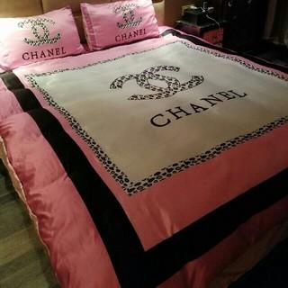 シャネル(CHANEL)の寝具カバー 4点セット(布団)