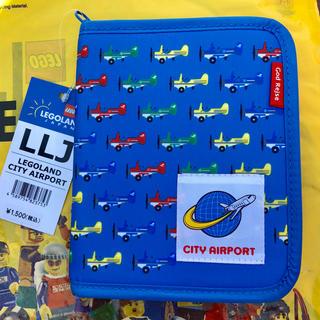 レゴ(Lego)の【新品】レゴランドジャパン★パスポートケース(キャラクターグッズ)