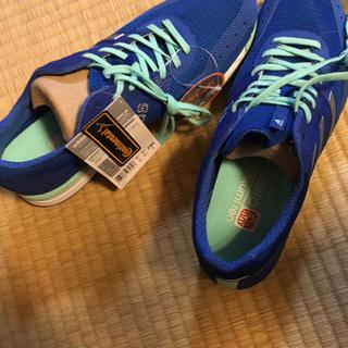 アディダス(adidas)のアディゼロ 練ブースト(シューズ)