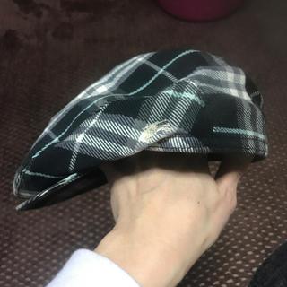 バーバリーブルーレーベル(BURBERRY BLUE LABEL)のバーバリー ブルーレーベル♡ハンチング(ハンチング/ベレー帽)