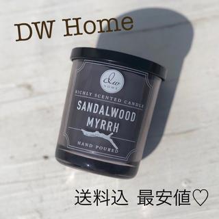 DW Home アロマキャンドル 送料込 新品♡(キャンドル)