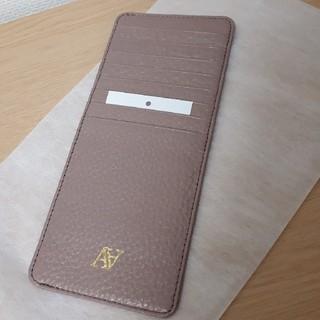 アタオ(ATAO)のアタオ limo用カードケース パールピンク(財布)