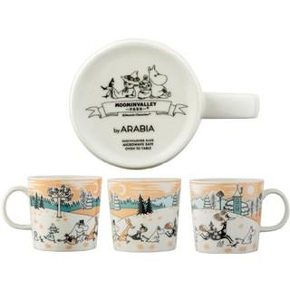 アラビア(ARABIA)のアラビア 限定マグカップ ムーミン(食器)
