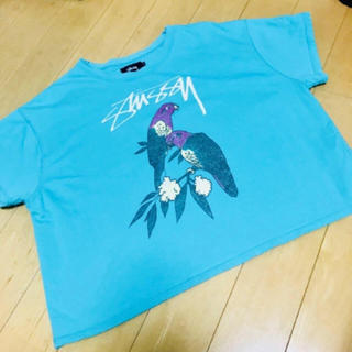 ステューシー(STUSSY)のお値下げ stussy(Tシャツ(半袖/袖なし))